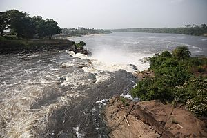 Tshopo - Cascades of the Tshopo River