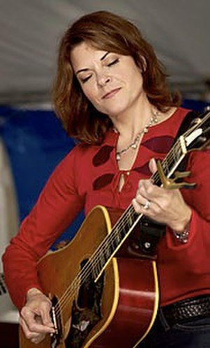 Grammy Award for Best Americana Album - 2015 honoree Rosanne Cash