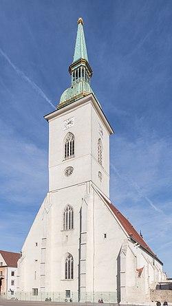 Catedral de San Martín, Bratislava, Eslovaquia, 2020-02-01, DD 48.jpg