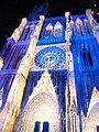 Cathédrale Notre-Dame illumination de nuit 2.jpg