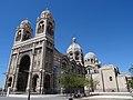 Cathédrale Sainte-Marie-Majeure de Marseille. Vue générale..JPG