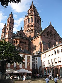 Cathedral (Mainz) 2