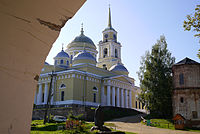 Cathedral of the Epiphany in Nilo Stolobensky Monastery 7.jpg
