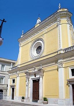 Roman Catholic Diocese of San Severo - Wikipedia