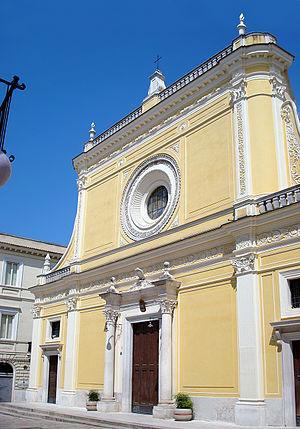 Roman Catholic Diocese of San Severo - San Severo Cathedral