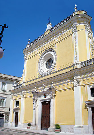 Roman Catholic Diocese of San Severo - San Severo Cathedral