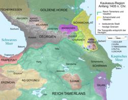 Caucasus 1405 map de.png