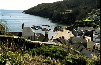 Cawsand - Cawsand village and beach