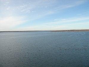 Cedar Bluff State Park - Image: Cedarbluffreservoir
