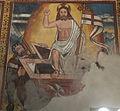 Cembra - Chiesa di San Pietro - Vita di Cristo - Resurrezione.JPG