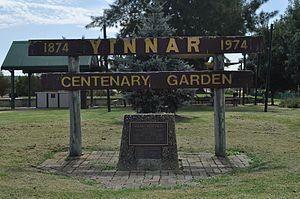 Yinnar, Victoria - Centenary Garden