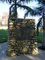 Centinela Springs monument 2.JPG