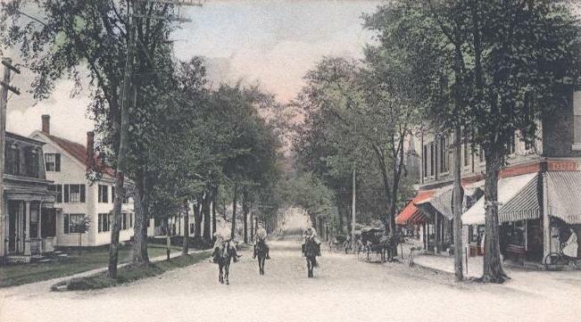 Central Street, Winchendon, MA