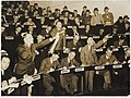 Centre Kurt Hekmanns bidding for Lohmans circa 1934, by Ted Hood (6054654026).jpg