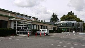 Curie Institute (Paris) - Centre of protontherapy