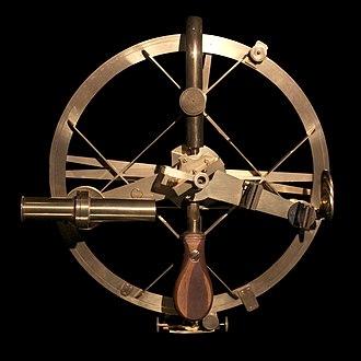 Edward Troughton - Image: Cercle de Mendoça IMG 8791 black