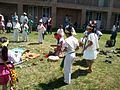 Ceremonia azteca de bienvenida a la primavera en Ayahualulco, Veracruz, México. 23.jpg