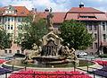 Ceres-Brunnen Opole Oppeln.JPG