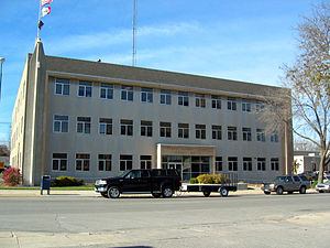 Cerro Gordo County, Iowa - Image: Cerro Gordo County IA Courthouse