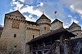 Château de Chillon(Chillon Castle) on the Lake Geneva Shore (Ank Kumar) 09.jpg