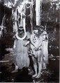 Chacobo; familj. arm band, ben band. Gran Chaco. Bolivia - SMVK - 0072.0069.tif