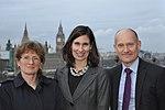 Chairman Hersman with Keith Conradi and Carolyn Griffiths (12088196864).jpg