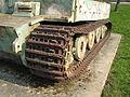 Char Tigre de Vimoutiers 2012-02 tank track 1.JPG
