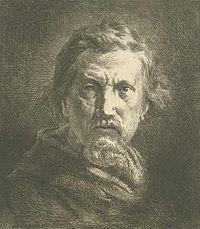 Charles-Émile Jacque, self-portrait, 1862.jpg