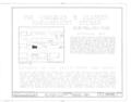 Charles B. Cluskey Embankment Stores, East Bay Street, Savannah, Chatham County, GA HABS GA,26-SAV,67- (sheet 1 of 3).png