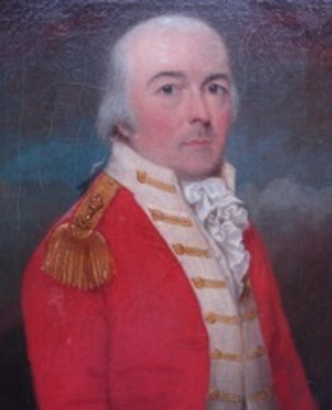 Charles O'Hara - Image: Charles O'Hara c. 1791 1792