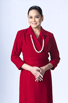 Charo Santos Concio - President of ABS-CBN Corporation.JPG
