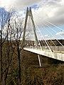 Chartist Bridge, Blackwood, from the east - geograph.org.uk - 1733723.jpg