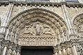 Chartres Cathedral Royal portal Central Bay Tympanum 2007 08 31.jpg