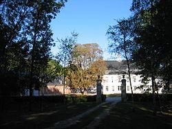 Chateau Arnicourt Ardennes France.JPG