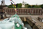 Chatham Clock Tower Building from HMS Cavalier.jpg
