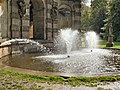 Chatsworth House - the cascade house pool and fountains - geograph.org.uk - 1217937.jpg