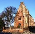 Chełmno - Kościol podominikański pw.św.Pawla .Od 1829r kościół dominikański a w latach 1829 - 1945 ewangelicki - panoramio (1).jpg
