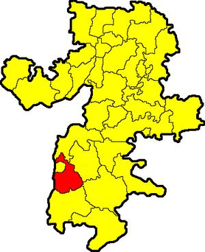 Agapovsky District