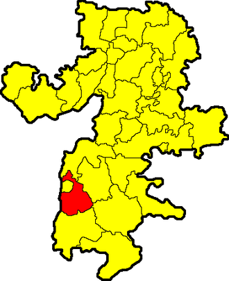 Agapovsky District - Image: Chelyabinskaya oblast Agapovsky rayon