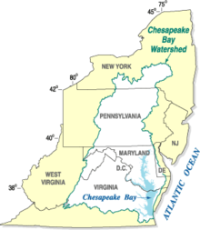 Chesapeake Bay Program - Wikipedia on