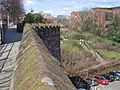 Chester's City Walls - Bridgegate to Eastgate ^9 - geograph.org.uk - 372415.jpg