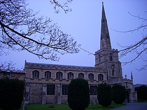 Chesterton, Cambridge - Church of St Andrew