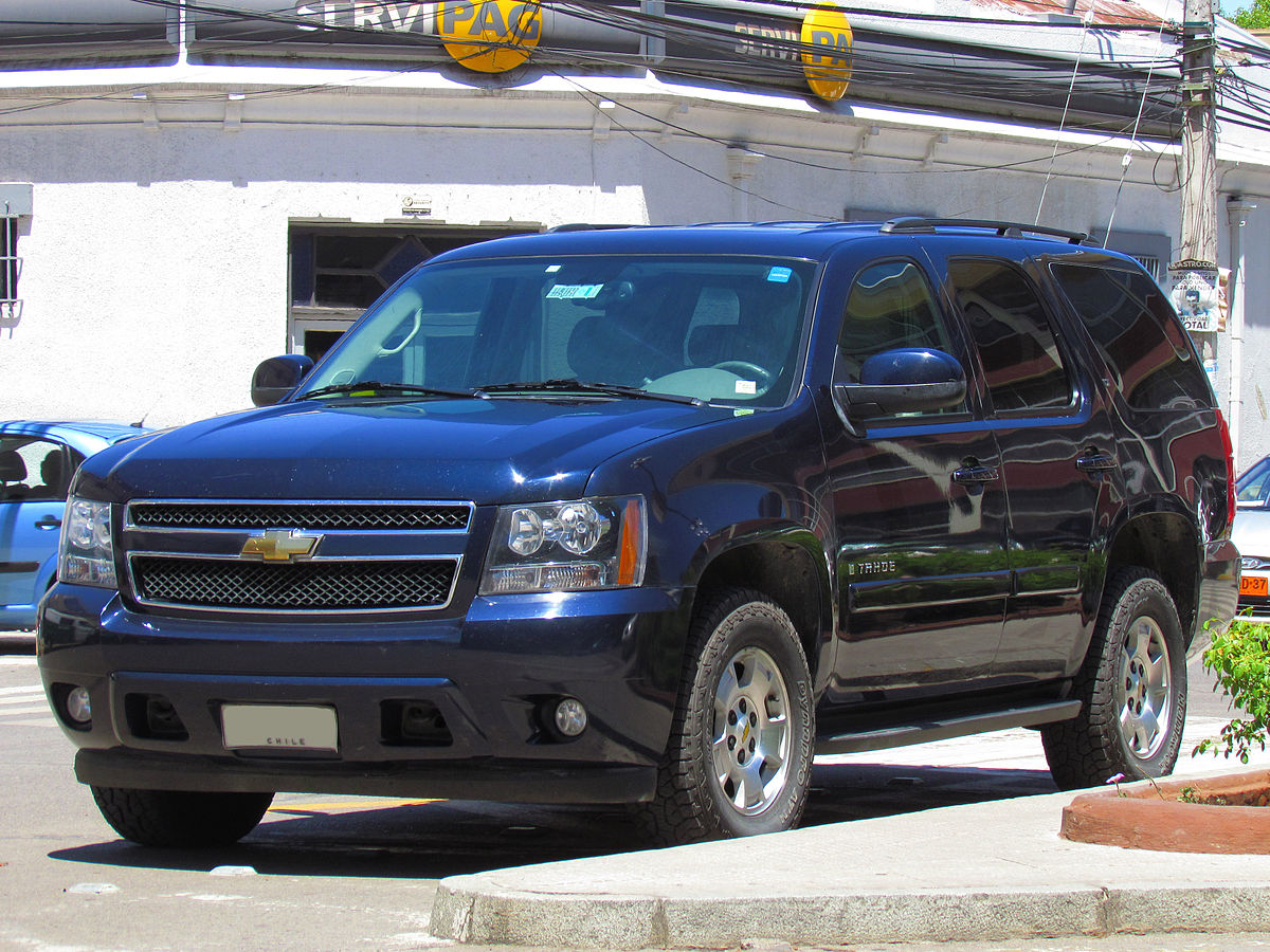 Px Chevrolet Tahoe Lt on 2007 Dodge Durango Black