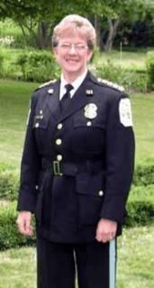 Teresa Chambers American police officer