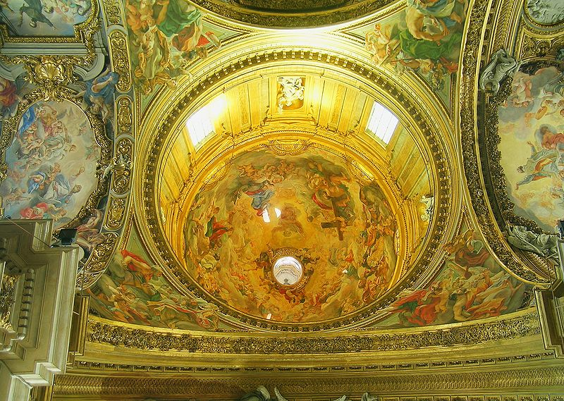 Chiesa del gesu dome hdr.jpg