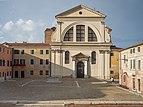 Chiesa di San Trovaso a Venezia facciata sud.jpg