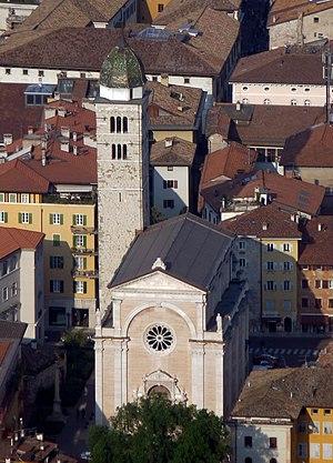Santa Maria Maggiore, Trento - Image: Chiesa di Santa Maria Maggiore (Trento)