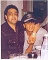 Chikki Panday & Shahrukh Khan.jpg