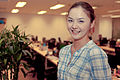 Chinese model with a bright smile in office environment (6759455029).jpg