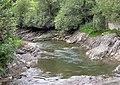 Chorna Tysa river nearby Chorna Tysa, Rakhiv Raion (5197-99).jpg